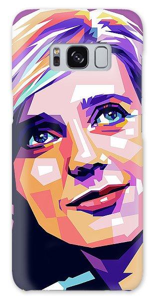 Blythe Danner Pop Art Galaxy Case