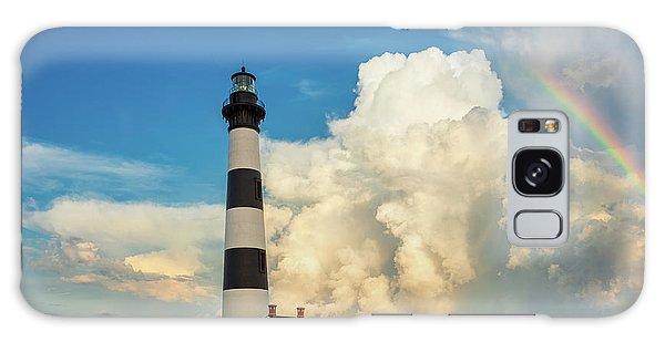 Bodie Galaxy Case - Bodie Island Lighthouse  by Emmanuel Panagiotakis