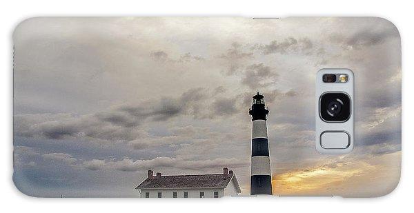 Bodie Island Lighthouse No. 2 Galaxy Case