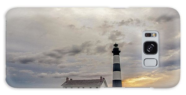 Bodie Island Lighthouse No. 2 Galaxy Case