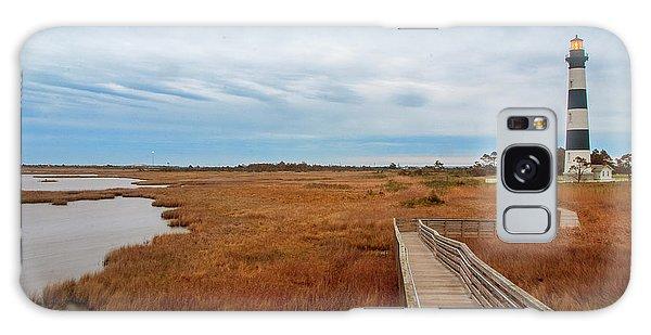 Bodie Island Lighthouse No. 3 Galaxy Case