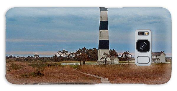 Bodie Island Lighthouse No. 4 Galaxy Case
