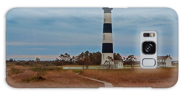 Bodie Island Lighthouse No. 4 Galaxy Case
