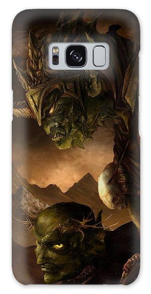 Bolg The Goblin King Galaxy Case
