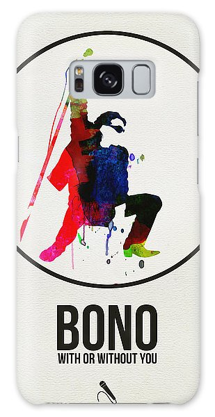 Classic Rock Galaxy Case - Bono II by Naxart Studio