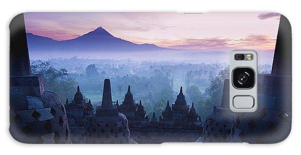 Myth Galaxy Case - Borobudur Temple, Yogyakarta, Java by Pigprox