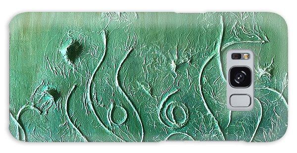 Botanical Maze Galaxy Case