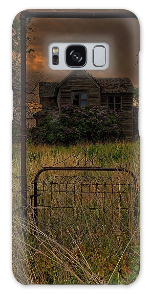 Boyd Farmhouse Galaxy Case