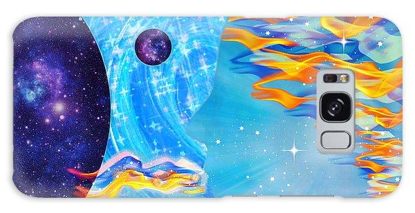 Breath Of Life Galaxy Case