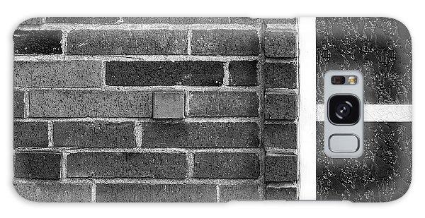 Brick And Glass - 2 Galaxy Case