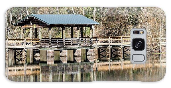 Brick Pond Park - North Augusta Sc Galaxy Case