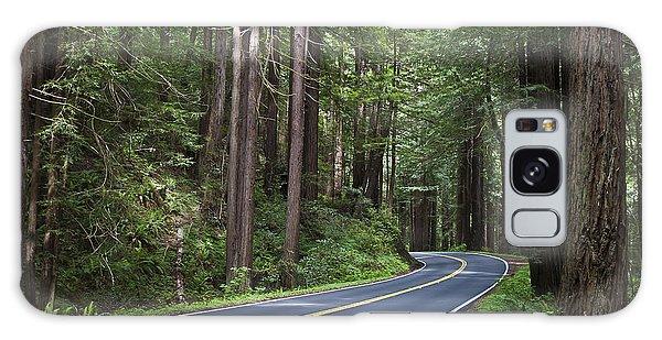 Attraction Galaxy Case - Bridge On Hwy One Near Big Sur Coast Of by Hixnhix