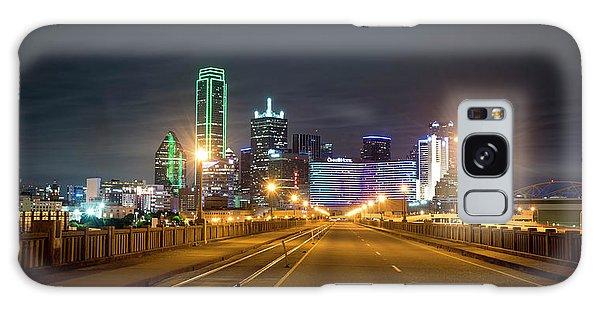 Galaxy Case featuring the photograph Bridge To Dallas by David Morefield