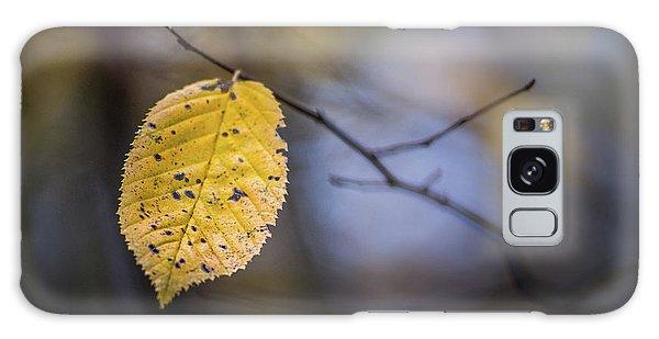 Bright Fall Leaf 1 Galaxy Case
