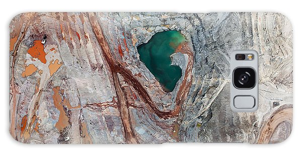 Geology Galaxy Case - Brilliant Colors Explode In A Vertical by Tim Roberts Photography