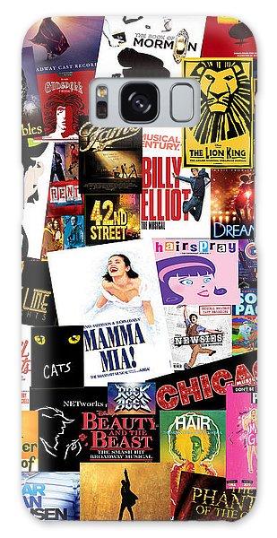 Broadway 22 Galaxy Case