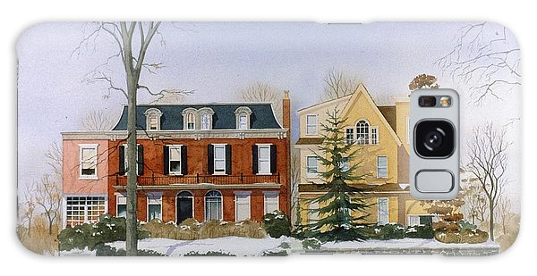 Broom Street Snow Galaxy Case