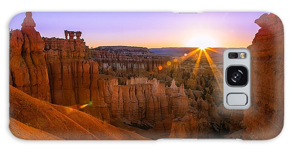 United States Galaxy Case - Bryce Canyon Sunrise by Shane Myers Photography