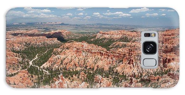 Bryce Canyon Trail Galaxy Case