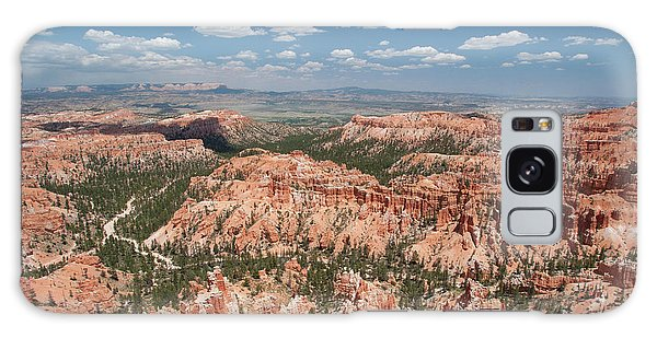 Bryce Canyon Trail Galaxy Case