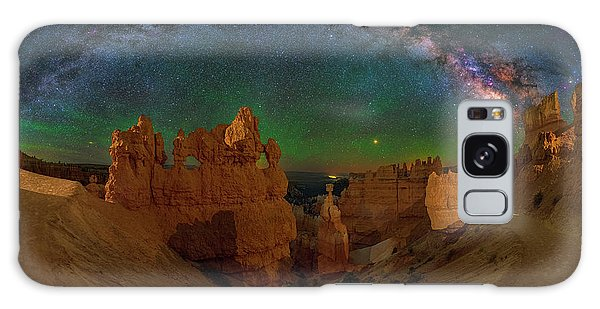 Bryce Panorama Galaxy Case