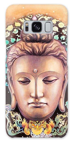 Buddha Galaxy Case - Buddha by Wachira Kacharat