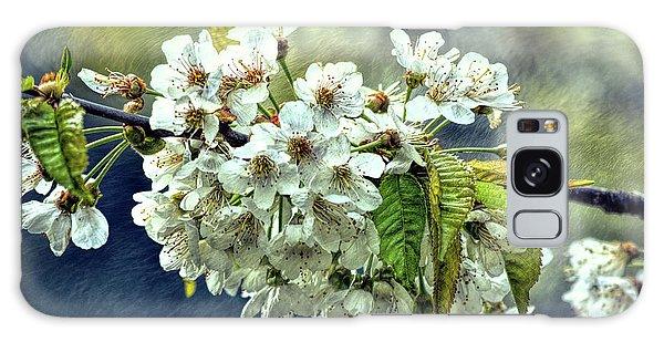 Budding Blossoms Galaxy Case