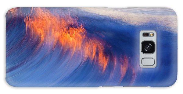 Burning Wave Galaxy Case
