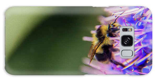 Busy Bee Galaxy Case