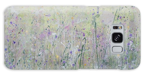 Buttercups And Bluebells Galaxy Case