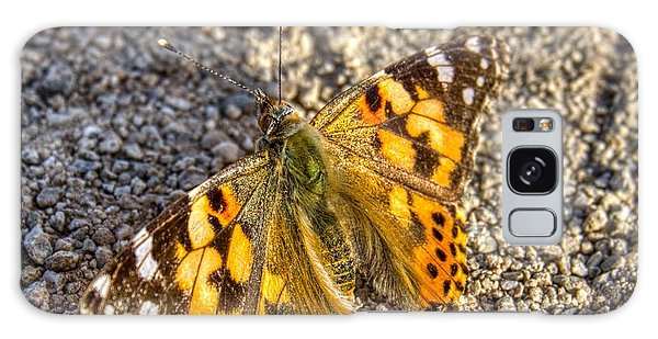 Butterfly Beauty  Galaxy Case
