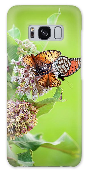 Butterfly Buffet II Galaxy Case