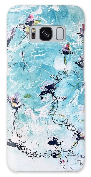 Butterfly Kisses Galaxy Case