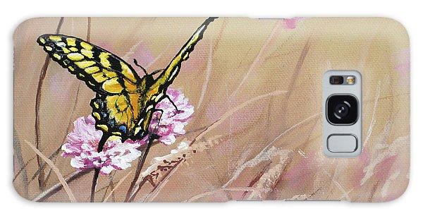 Butterfly Meadow - Part 1 Galaxy Case