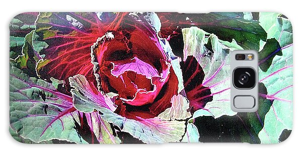 Galaxy Case featuring the painting Cabbage by John Dyess