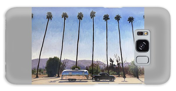 California Honeymoon Galaxy Case
