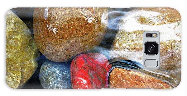 Calming Stones Galaxy Case