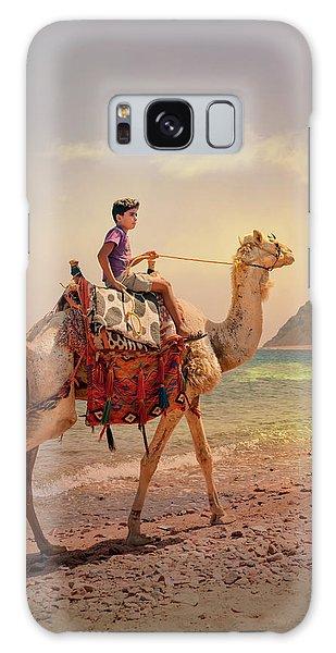 Camel Galaxy Case