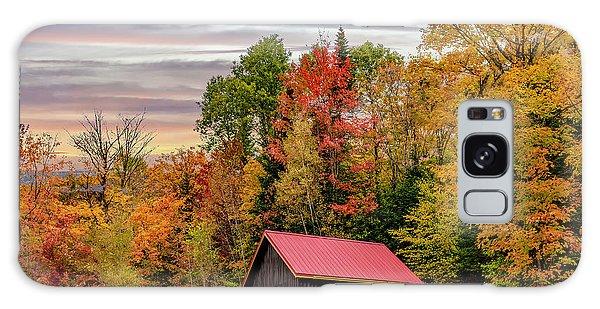 Canadian Autumn Galaxy Case