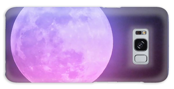 Cancer Super Wolf Blood Moon Near Eclipse Galaxy Case