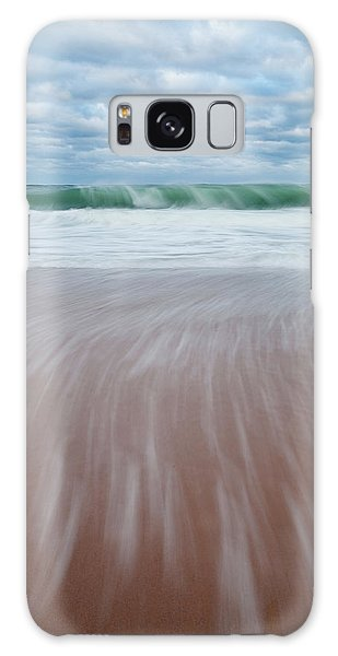 Cape Cod Seashore Galaxy Case