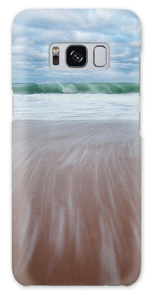 Cape Cod Seashore Galaxy Case