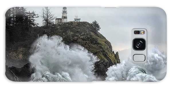Cape Disappointment Chaos Galaxy Case