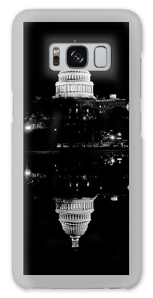 Capitol Upside Down Galaxy Case