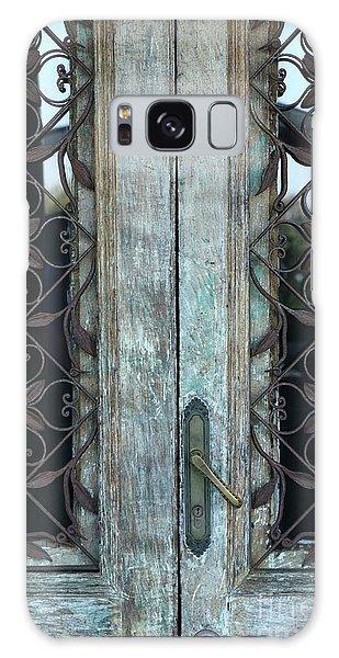 Capri Door Galaxy Case