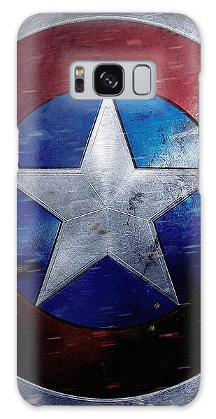 The Avengers Galaxy Case - Captain America The First Avenger by Geek N Rock
