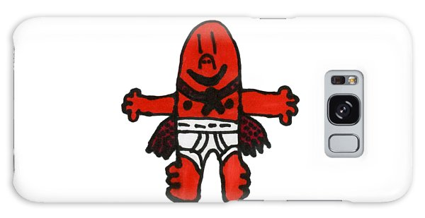 Captain Underpants Galaxy Case