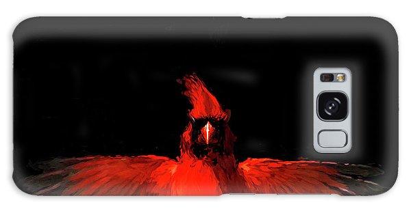 Cardinal Drama Galaxy Case