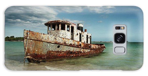 Caribbean Shipwreck 21002 Galaxy Case