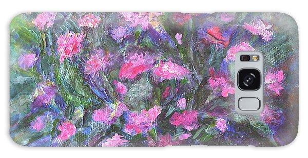 Carnations Galaxy Case